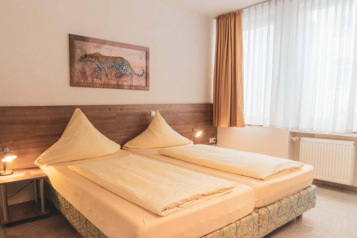 Doppelzimmer Hotel Giessen
