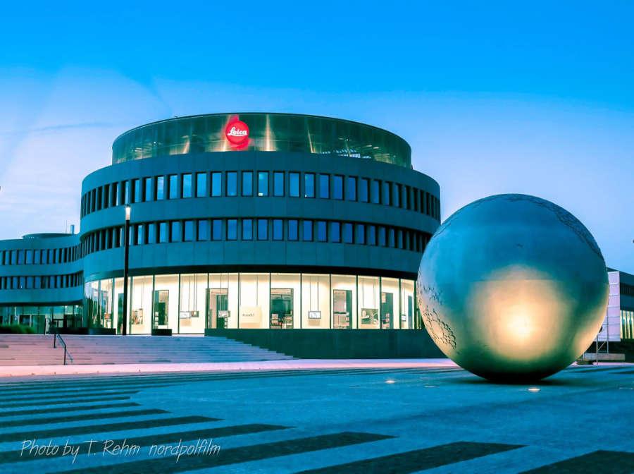 Leitz Leica Park Kamera Museum Wetzlar