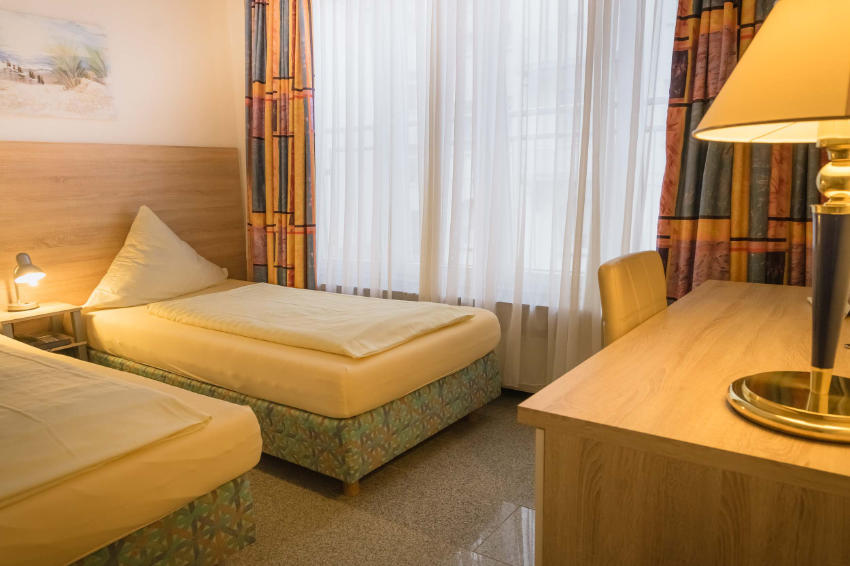 Zimmer für 2 Personen in Giessen Parkhotel